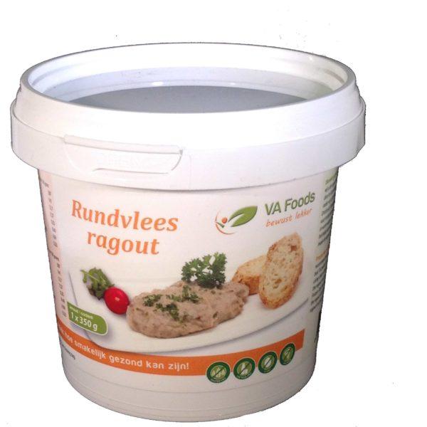 VA Foods- Glutenvrij Rundvlees ragout