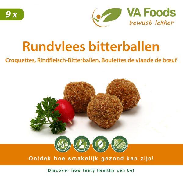 VA-Foods - Rundvlees bitterballen